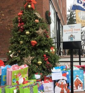 The Giving Tree – This is a symbol of what the Western New York ...