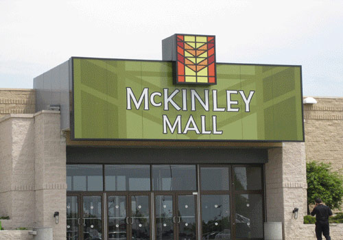Stores near Mckinley Mall
